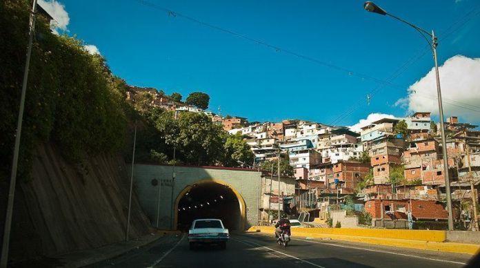 Caracas y sus contrastes