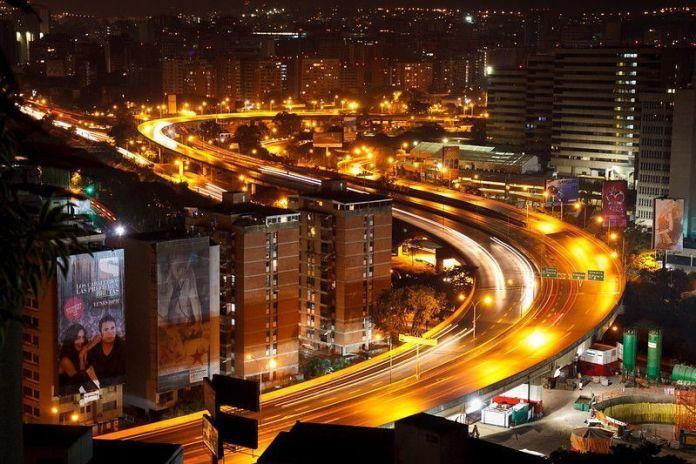 Feliz aniversario Caracas