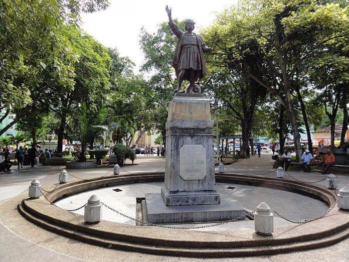 Plaza Colón de Carúpano