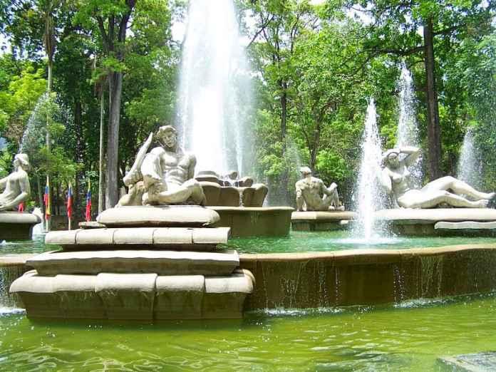Parque Los Caobos