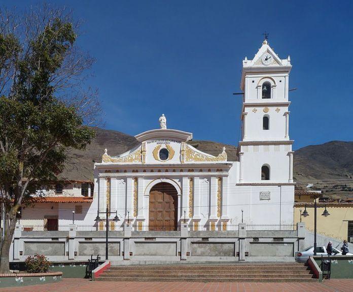 Iglesia de Santa Lucía de Mucuchíes