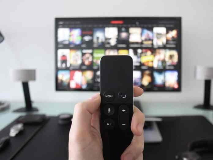 TV y control remoto