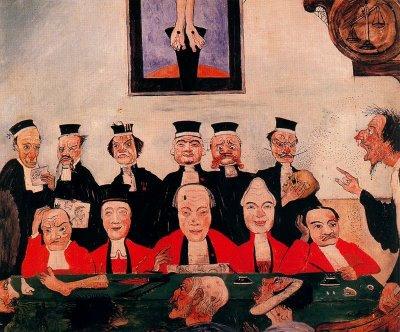 La Dictadura de los Jueces o la Voluntad Soberana del Pueblo: entre el Naturalismo y el Formalismo para entender el Derecho y la Justicia