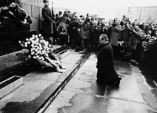 Gut Yor!: Brandt y Derrida, la culpa alemana y la imposibilidad del perdón.