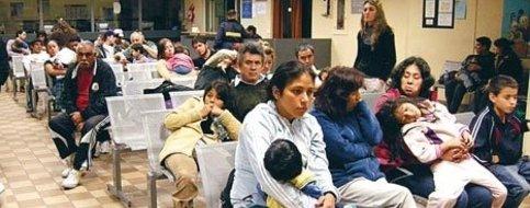 El deficiente sistema de salud público en Chile: el castigo de ser pobre.