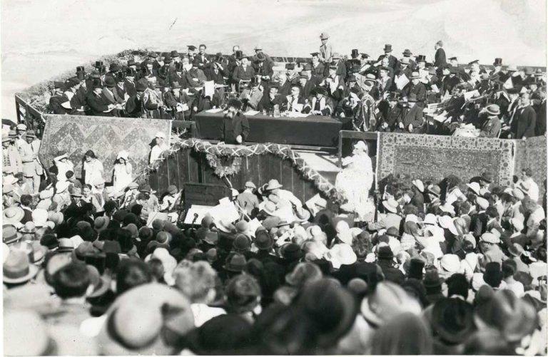 Revolución y Redención: Rab Kook, Jabotinsky y los indignados. Mesianismo, Sionismo y Justicia Social.