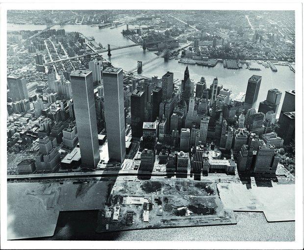 La destrucción del espacio y el hombre en la competitividad de la arquitectura posmoderna.