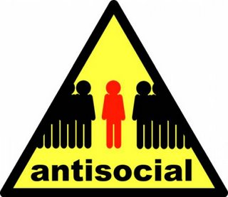 ¿No seremos nosotros los antisociales?