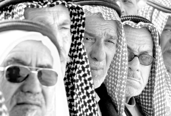"""Palestinos: ciudadanos de segunda clase entre sus """"hermanos"""" árabes."""
