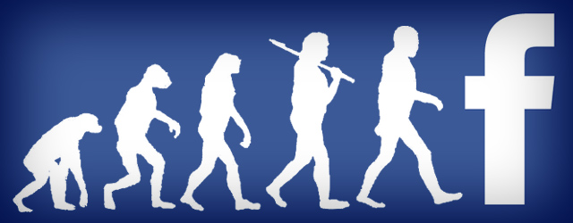 Facebook, una inventada puesta en escena fuera de la realidad.