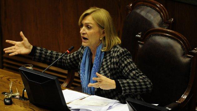 Políticos idiotas, en el sentido griego.