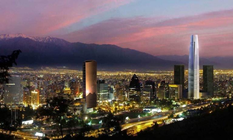 Arquitectura en Chile: imitando a la potencia de turno.