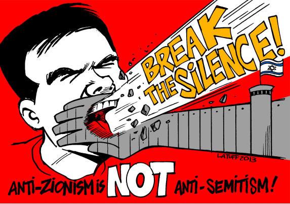 El miedo de separar «antisionista» de «antisemita».
