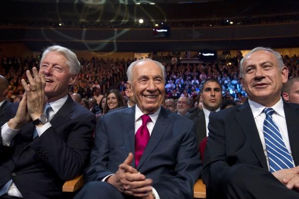 Los 90 años de Shimon Peres