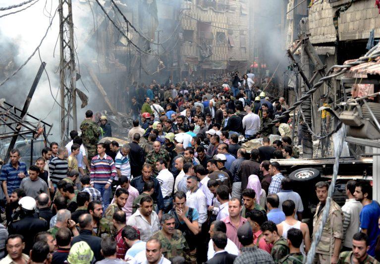 Siria: la gran deuda de la Comunidad Internacional