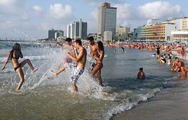 Tel Aviv: entre el país de las maravillas y el del nunca jamás.