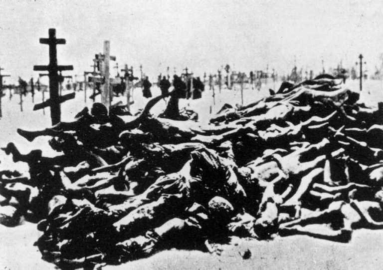 Holodomor: olvidado holocausto del pueblo ucraniano.