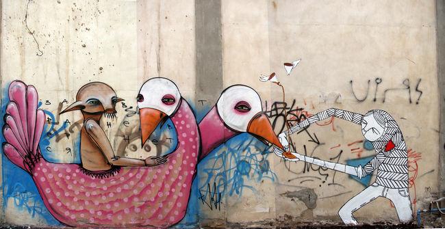 Surfeando con Street Artists