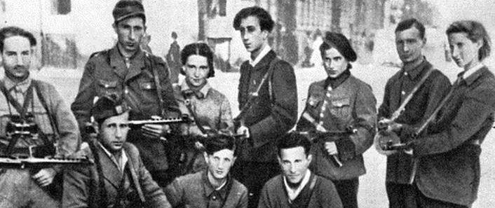 La Resistencia Judía