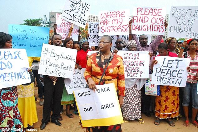 276 niñas nigerianas islamizadas, violadas y esclavizadas