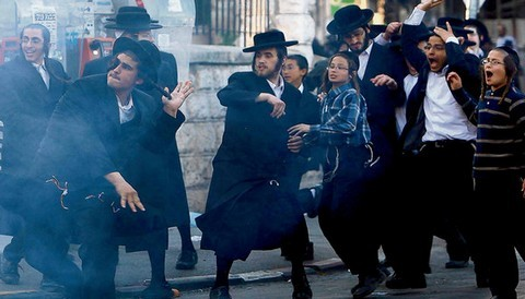 Dañina intolerancia judía