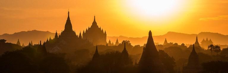 Myanmar y cuando conocí al pobre feliz