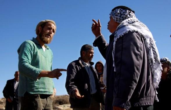 Cuando hablé con un palestino