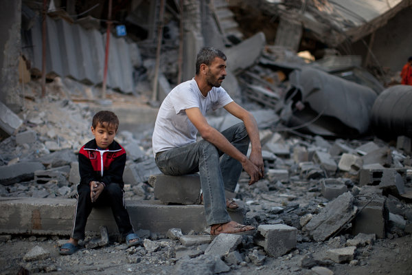 La trampa de Gaza