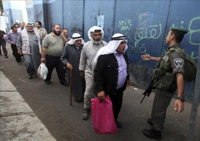 Territorios palestinos… ¿ocupados?