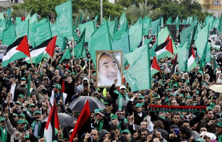 Hamas y el negocio de la guerra