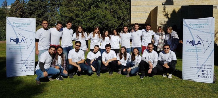 FEJJLA: Nace bloque regional estudiantil judío en Latinoamérica.