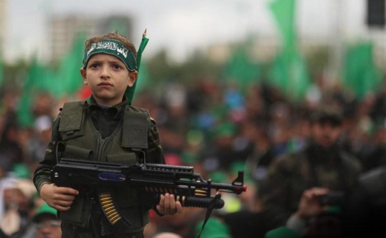El terrorismo de Hamas y el nuevo Califato