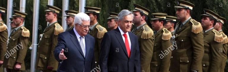 Abu Mazen, el invitado de piedra