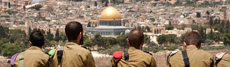 Judíos no bienvenidos a Jerusalem