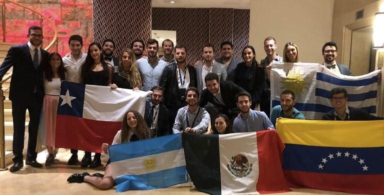 FEJJLA: primera delegación en congreso mundial de jóvenes judíos