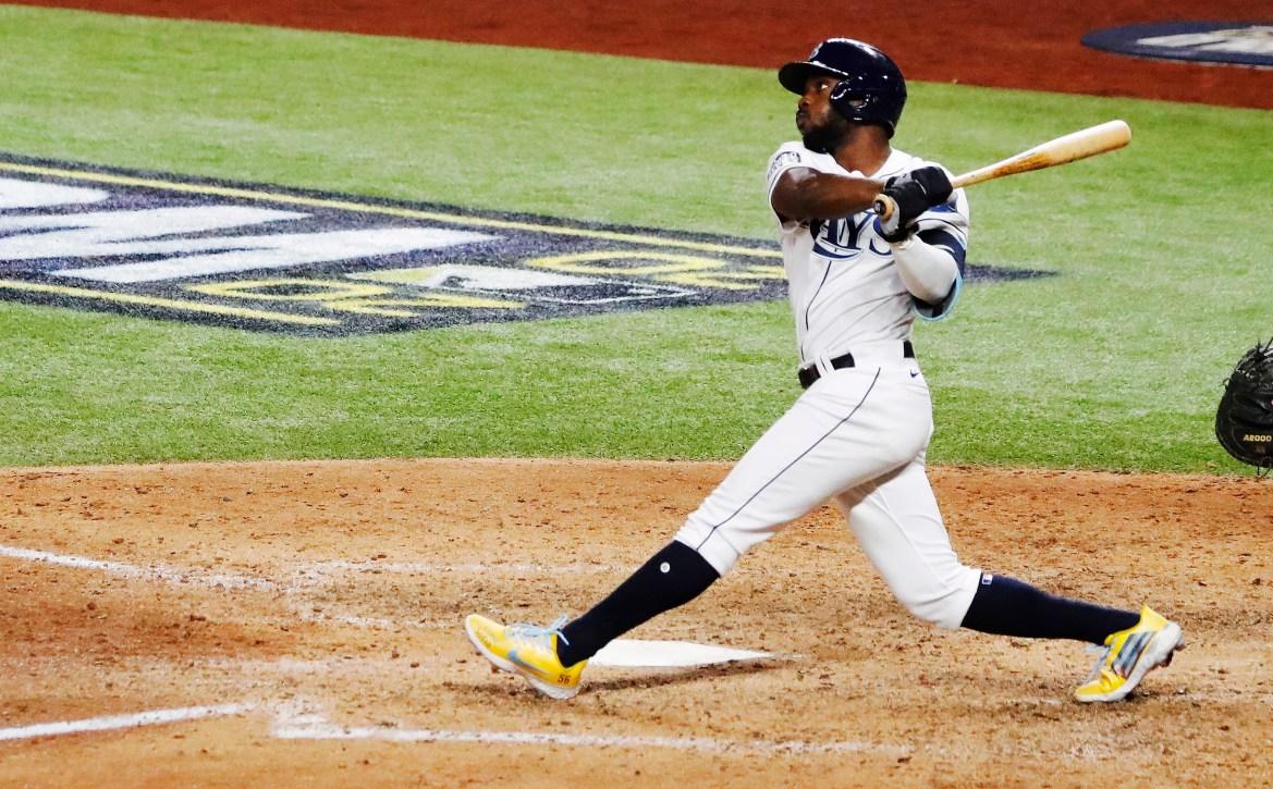 Cubano Randy Arozarena rompe récord de Derek Jeter, leyenda de los Yankees