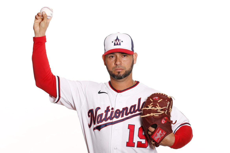 El venezolano Aníbal Sánchez ya es agente libre: Washington Nationals declinan su opción