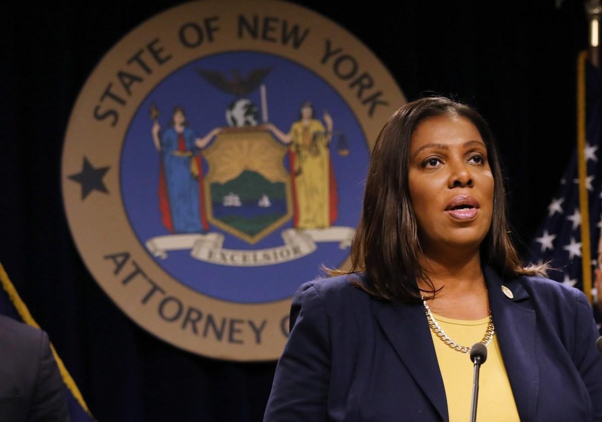 Autorizan a Fiscal General de NY adelantar investigación sobre acusación de acoso sexual contra Cuomo