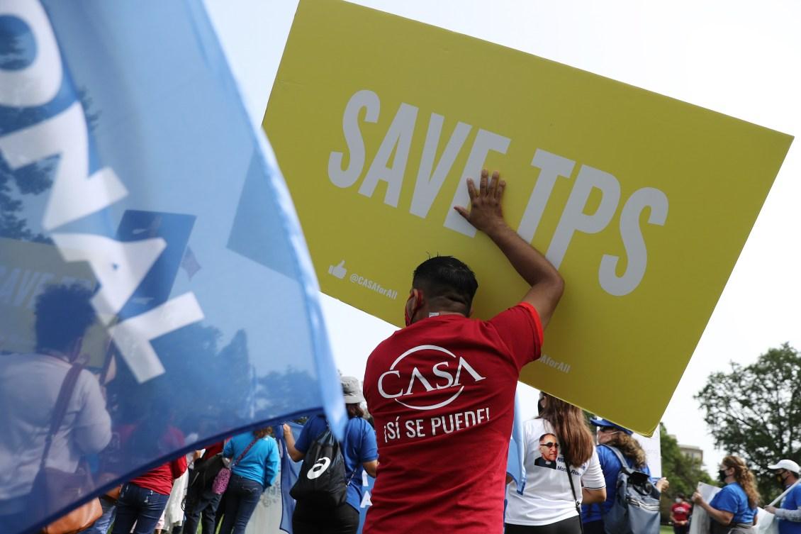 Extensión de TPS es logro de la Alianza Nacional por el TPS