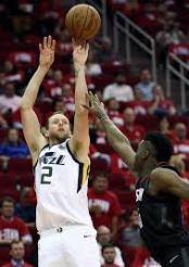 Gran ofensiva del Jazz en el cuatro cuarto iguala la seria ante Rockets