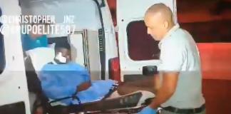Herido en balacera en Alcalde Díaz