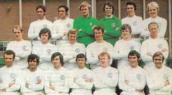 Leeds United 1970-71, fue el equipo pionero en crear camisetas personalizadas