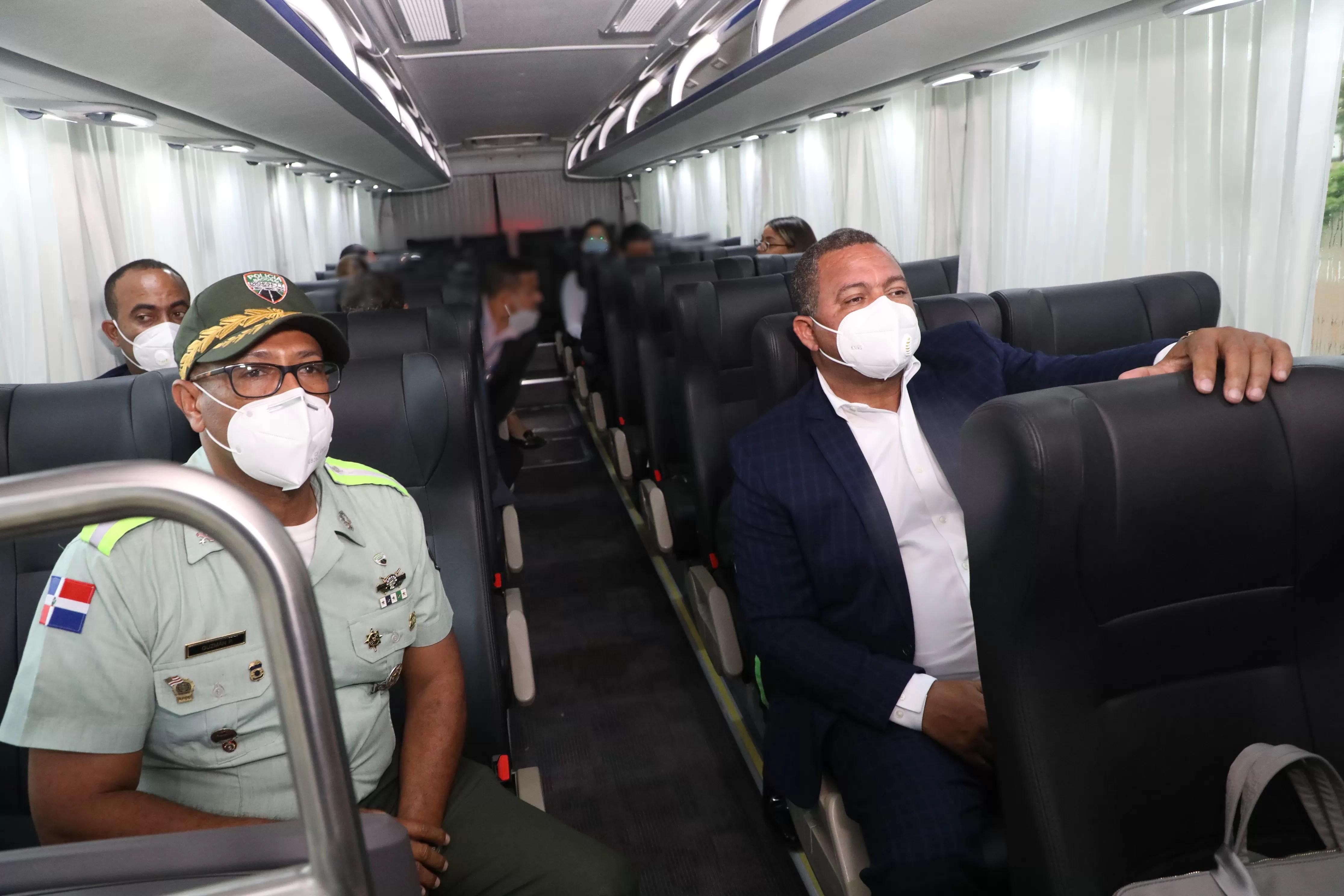 Presentan el primer autobús eléctrico de la República Dominicana – eldominicano.do