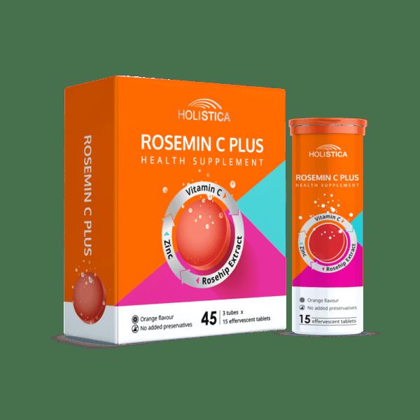 Rosemin vitamin C