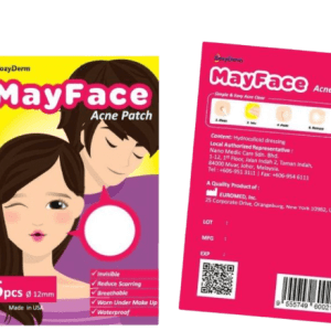 KOZYDERM MAYFACE ACNE PATCH 6's x 20