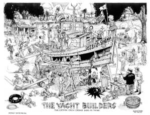 The Yacht Builders