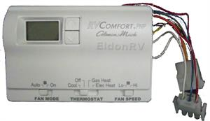 Thermostat, Digital (9wire) 6536A3351 for Coleman 2 STAGE