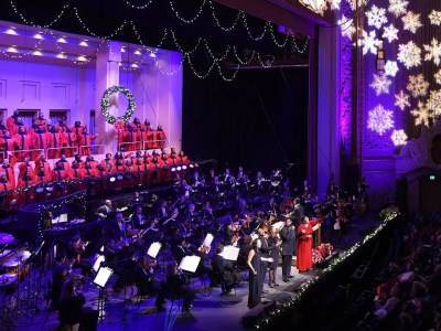 Oregon Symphony Gospel Christmas