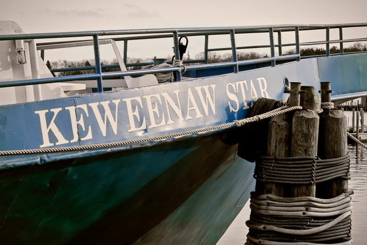 Keweenaw Star - Boat - Photo