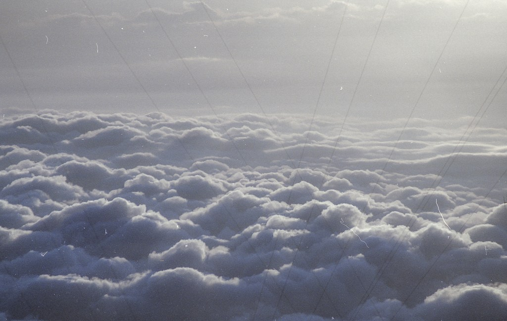 One Morning Above the Clouds - Agua, Guatemala